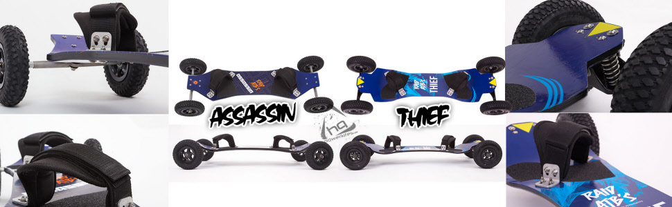 Mountainboards