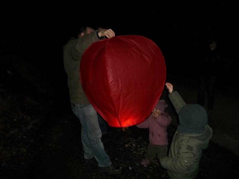 lanterne chinoise lanterne volante