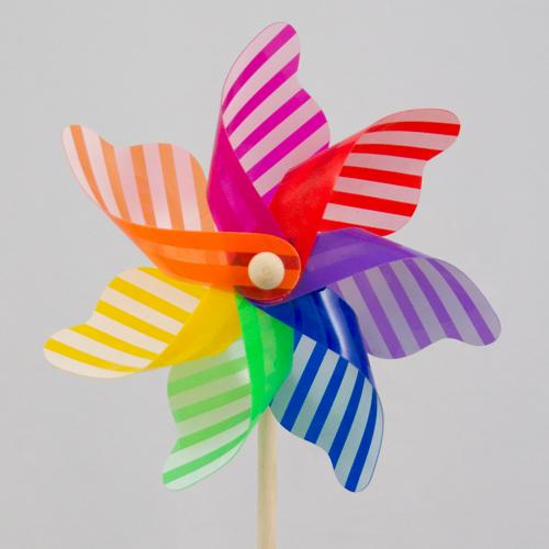 Moulin vent fleur rb stripes 22 for Vente des fleurs en ligne