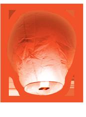 lanterne chinoise lanterne volante. Black Bedroom Furniture Sets. Home Design Ideas