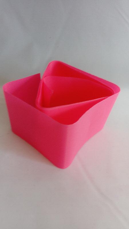 dacron 5 cm en couleur jaune vert rose et orange fluo. Black Bedroom Furniture Sets. Home Design Ideas