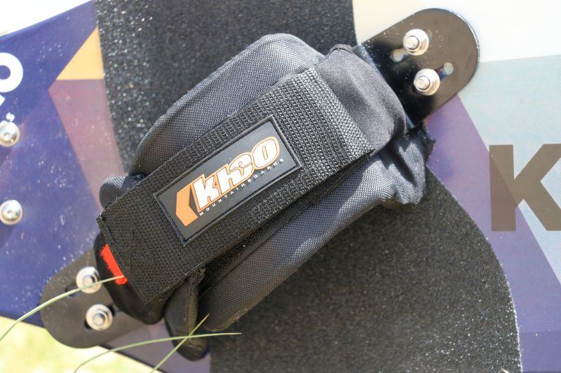 mountainboard kicker black   kheo